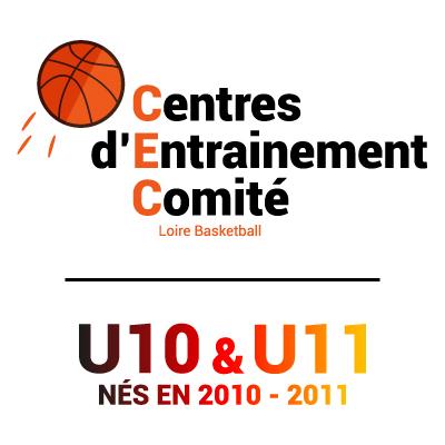 CEC U10-U11 Du Comité Loire Basketball