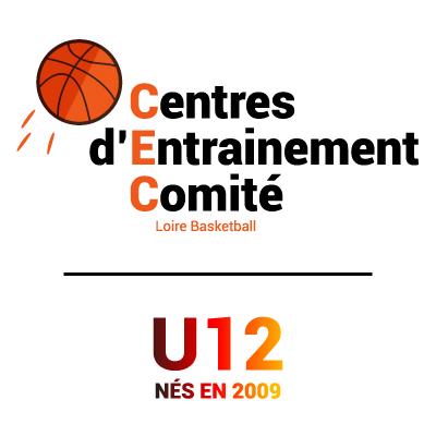 CEC U12 Du Comité Loire Basketball