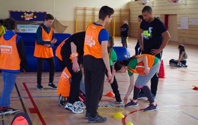 Centres Génération Basket - Comité départemental Loire basket-ball