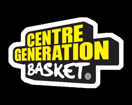Logo Des Centres Génération Basket - Comité Départemental Loire Basket-ball