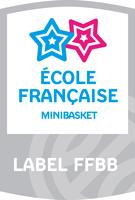 Label Ecole Française de Mini-Basket