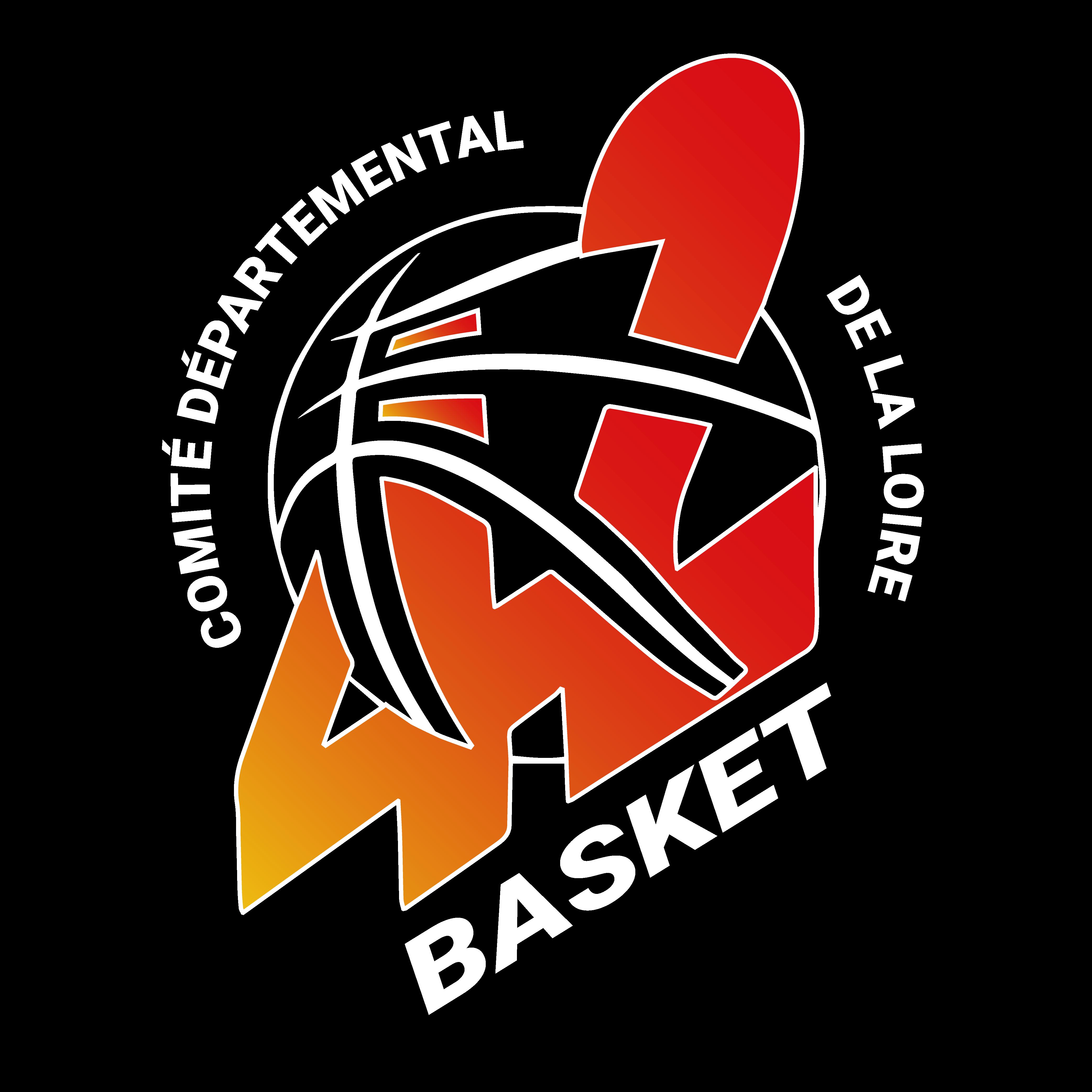 Logo du Comité départemental Loire Basket-Ball