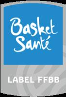 Label Basket Santé de la FFBB