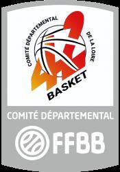 Logo du comité départemental de la Loire de basket-ball